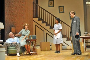 PlayMakers Repertory Company production of Clybourne Park.  Credit: Jon Gardiner