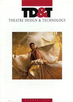 theatre design and technology td&t